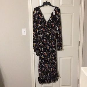 Cavenders high low dress